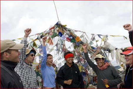 Group Prayer Flags